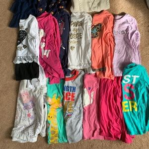 Girls Lot of 5T Clothes